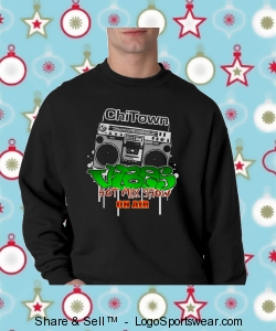 NEW ChiTown ViBES Sweater Design Zoom